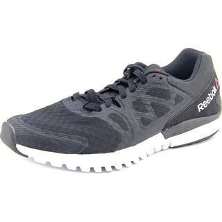 Reebok Twistform Blaze 2.0 MTM Women Round Toe Synthetic Black Running Shoe