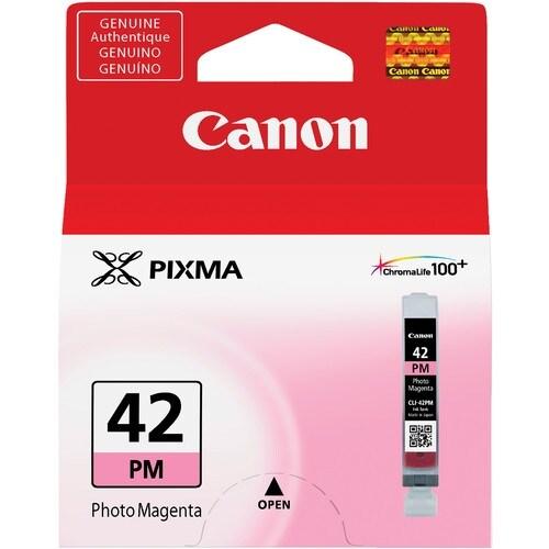 """""""Canon CLI-42 Ink Tank - Photo Magenta CLI-42 Ink Tank - Photo Magenta"""""""