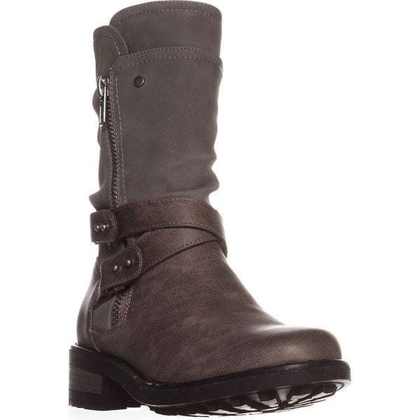 Carlos by Carlos Santana Sawyer Fashion Boots, Mole