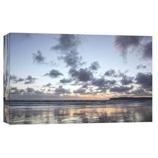 "PTM Images 9-102252  PTM Canvas Collection 8"" x 10"" - ""Coronado Beach"" Giclee Coastlines Art Print on Canvas"