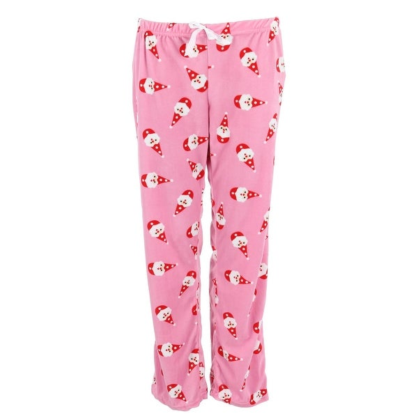 2ec0fc80e29 Shop em   alfie Women s Plus Size Holiday Print Pajama Pants - Free ...