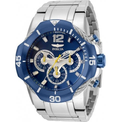 Invicta Women's 31162 'Bolt' Stainless Steel Watch - Blue