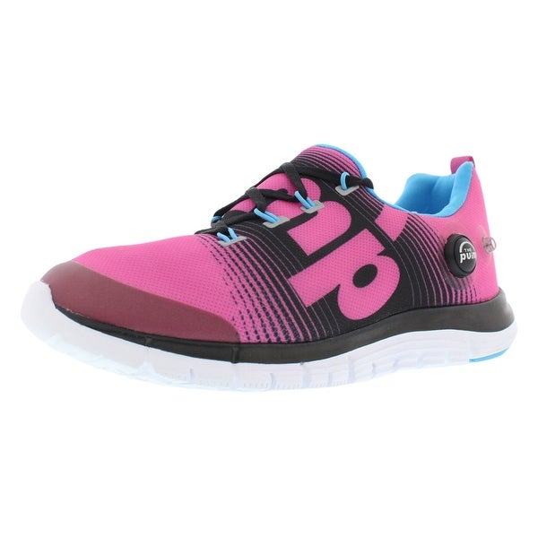 7c485a02933abd Shop Reebok Pump Running Girl s Shoes - Free Shipping Today ...