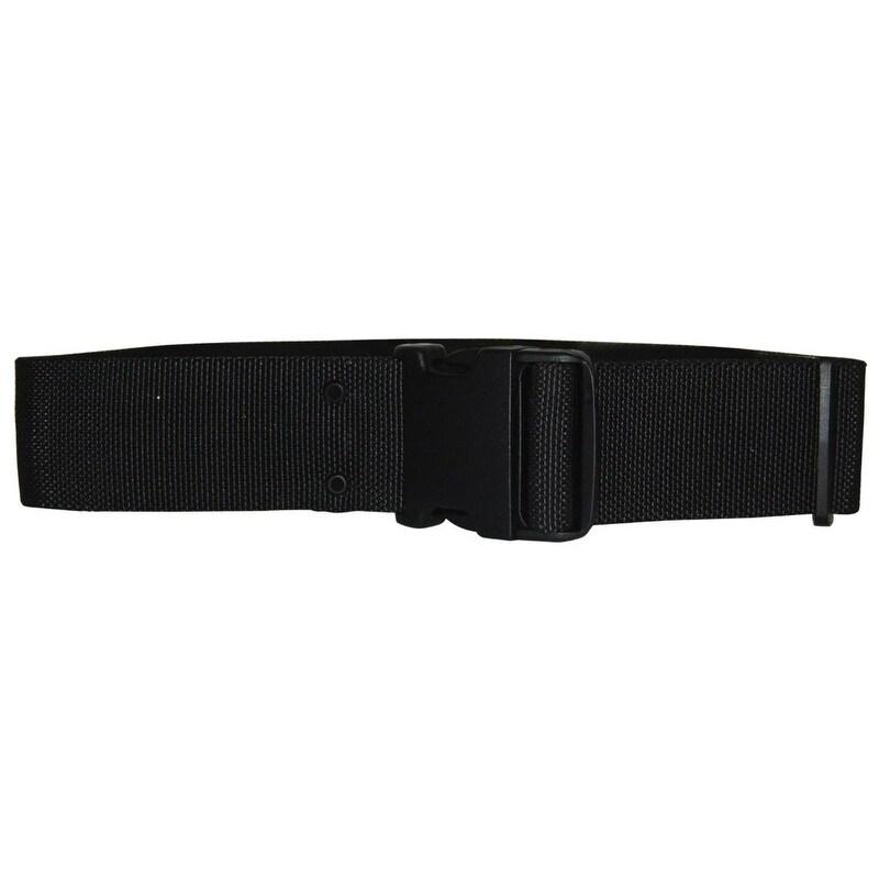 Bucket Boss 55147 Poly Web Work Belt, 2 Wide