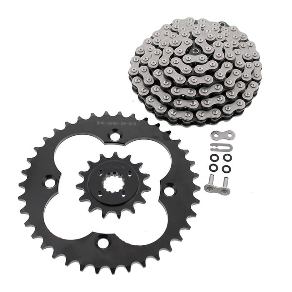 Shop 2011 2012 Honda Trx400x Cz Atv X Ring Chain Black Sprocket 15