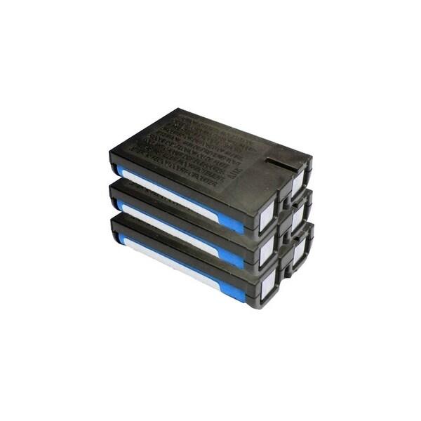Replacement Panasonic KX-TG6074B NiMH Cordless Phone Battery (3 Pack)
