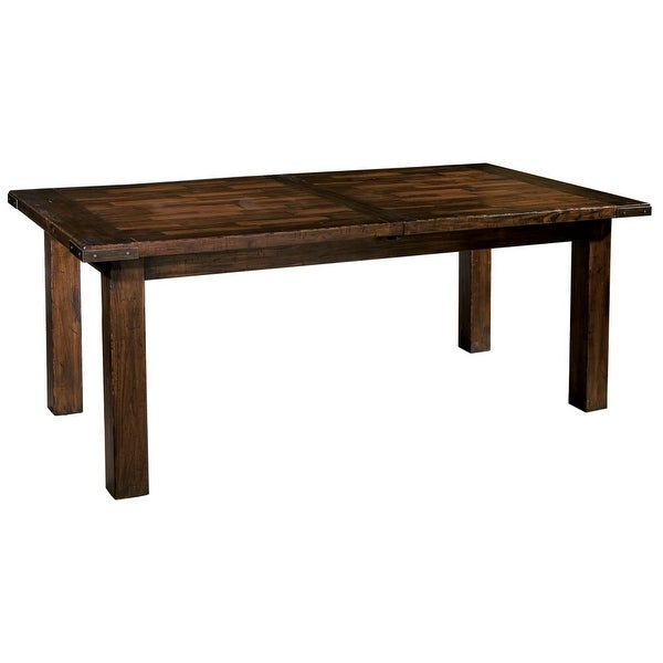 Shop Hekman 942501 Harbor Springs 80 Inch Wide Wood Dining Table