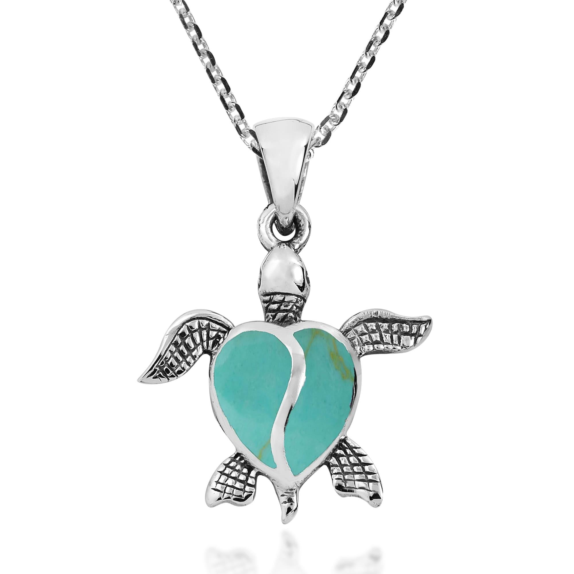 925-Sterling Silver Chain 18/'/' Gift for Her Ocean Jasper Pendant Sterling Necklace SilverChain-1 chain option Ocean Jasper Pendant