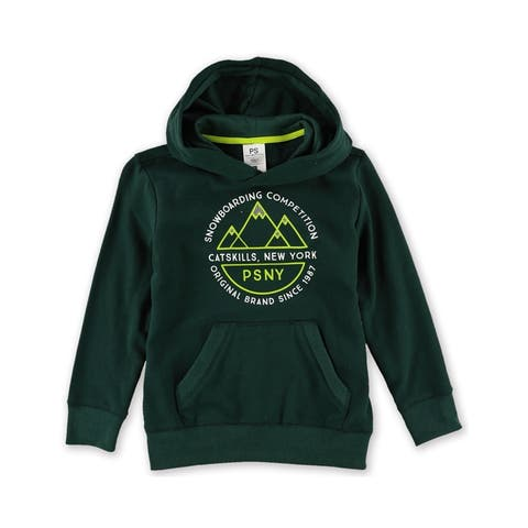Aeropostale Boys Snowboarding Competition Hoodie Sweatshirt