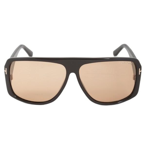 b92d4e626c066 Shop Tom Ford Harley Sunglasses FT0433 48J