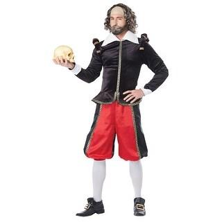 Mens William Shakespeare Renaissance Costume