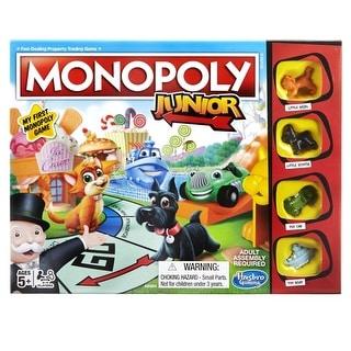 Monopoly Jr Game
