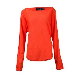 Polo Ralph Lauren Women's Dolman Merino Wool Sweater