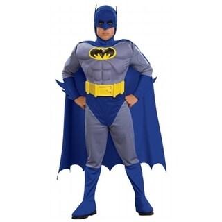 Rubies Costumes Batman Brave Bold Deluxe M-C Batman