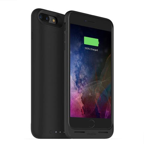 mophie Juice Pack Classic 2,420mAh Battery Case for iPhone 7 PLUS & 8 PLUS - Black (Refurbished)