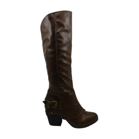 American Rag Women's Shoes Emilee Closed Toe Knee High Fashion Boots