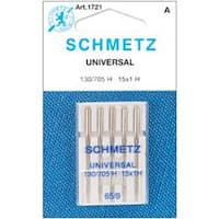 Size 9/65 5/Pkg - Universal Machine Needles