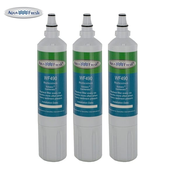 ef861b65425 Replacement Water Filter For Sub-Zero BI48SO Refrigerator Water Filter by  Aqua Fresh (3 ...