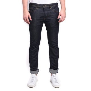 Diesel Thavar Men's Slim-Skinny Stretch Denim Jeans 0R8J4