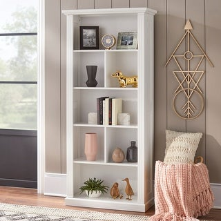 Link to Simple Living Holland Bookcase Similar Items in Bookshelves & Bookcases