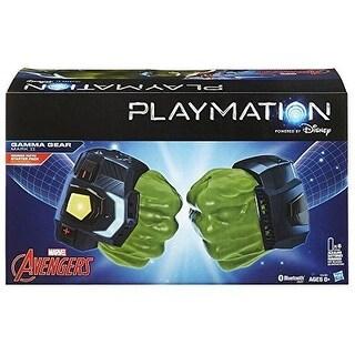 Playmation Marvel Avengers Gamma Gear PACK, Marvel Toys Hulk PLAYMATION KIT