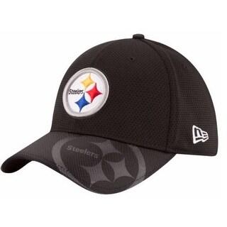 New Era Pittsburgh Steelers Baseball Cap Hat NFL 39Thirty Sideline 3930 11289476