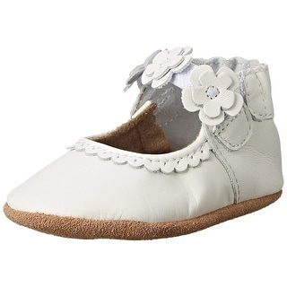 Robeez Claire Mary Jane Leather Shoes