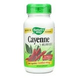 Nature's Way Cayenne Pepper (100 Capsules)