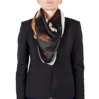 "Givenchy Women's ""Givenchy Paris"" Cashmere Scarf Large"