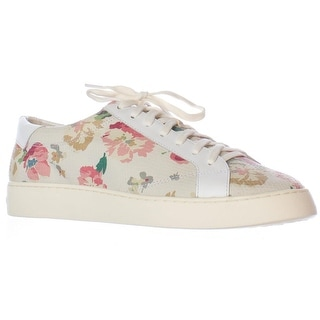 Cole Haan Reiley Lace Up Casual Sneakers - Floral