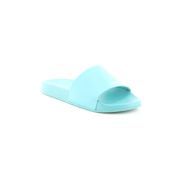 Aldo Womens Maurizia-8 Open Toe Casual Slide Sandals