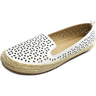 Rialto Sonia Round Toe Synthetic Espadrille