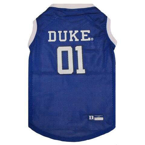 Duke University Mesh Jersey Dog Tank