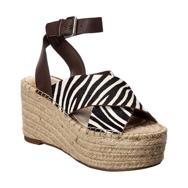 Dolce Vita Carsie Haircalf Wedge Sandal
