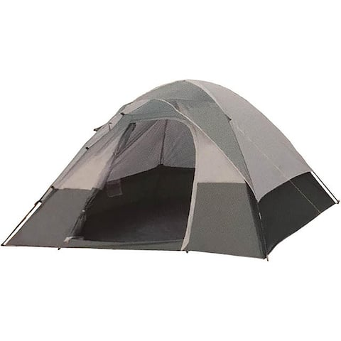 """Adventure Dome 6-Person Tent by Moose Country Gear - 10'x10'x70"""""""