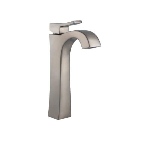 Mirabelle MIRWSCVL100L Vilamonte 1.2 GPM Single Hole Vessel Bathroom ...
