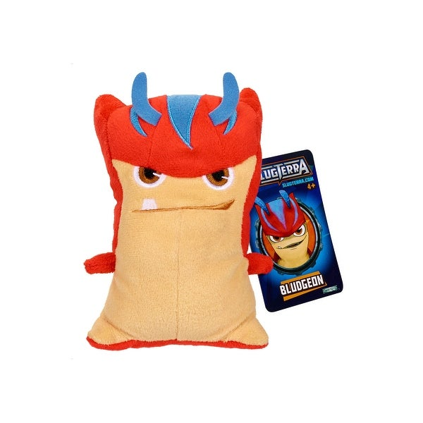 Slugterra Bludgeon Stuffed Figure