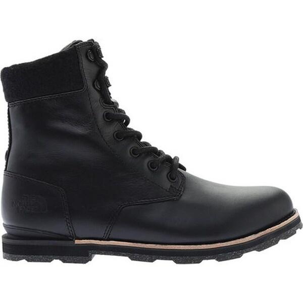 Bridgeton Smooth Toe Boot TNF Black