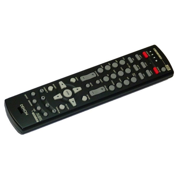 OEM Denon Remote Control Originally Supplied With: AVR3808, AVR-3808, AVR3808CI, AVR-3808CI