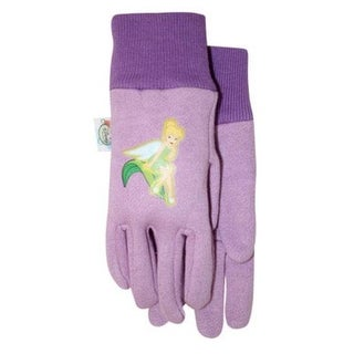 Midwest FR102K Disney Fairies Jersey Garden Glove, Purple