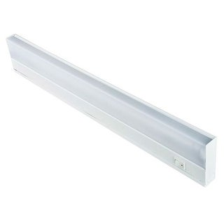 "Sunset Lighting F9821 21.5"" Length Fluorescent Undercabinet Light Fixture with Switch"