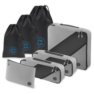 Link to 7-Pack, Luggage Organizer Set by Carry Craft Similar Items in Travel Accessories