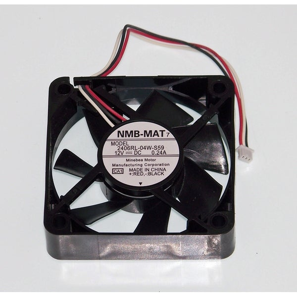 OEM Epson Projector Power Supply Fan For: PowerLite 84, 84+, 85, 85+