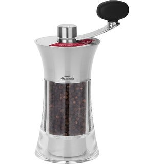 """Easy Grind Pepper Mill 7""""-Silver"""