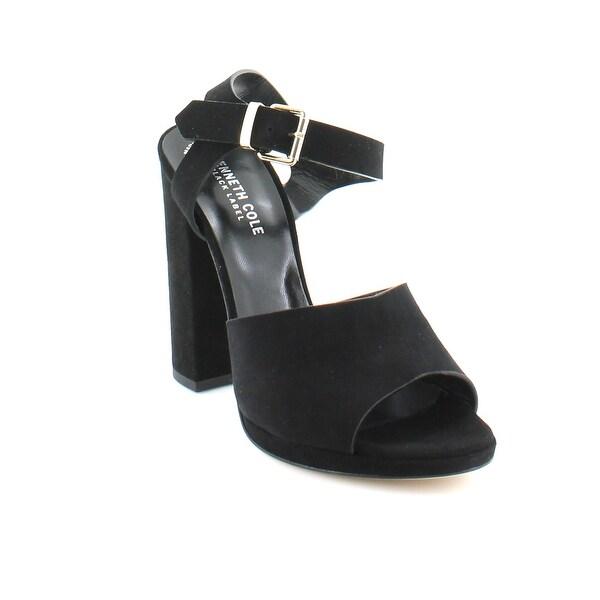 Kenneth Cole Black Label Fabian Women's Heels Black
