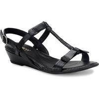 B.O.C Womens Douala Leather Open Toe Casual Platform Sandals - 10