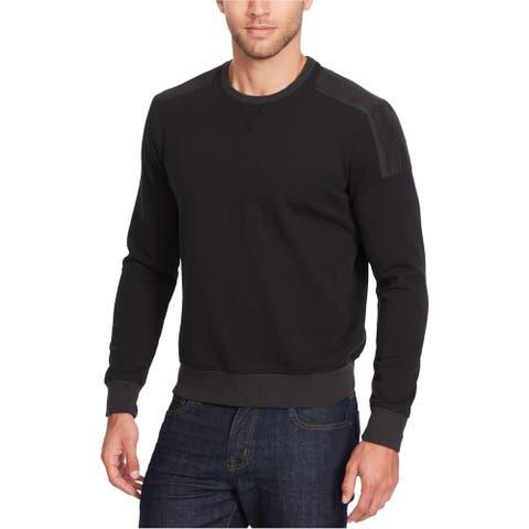 William Rast Mens Hal Colorblocked Sweatshirt