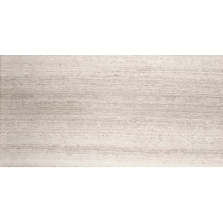"Emser Tile M05METR1632  Marble - 16"" x 32"" Rectangle Floor and Wall Tile - Honed Marble Visual - Cream"