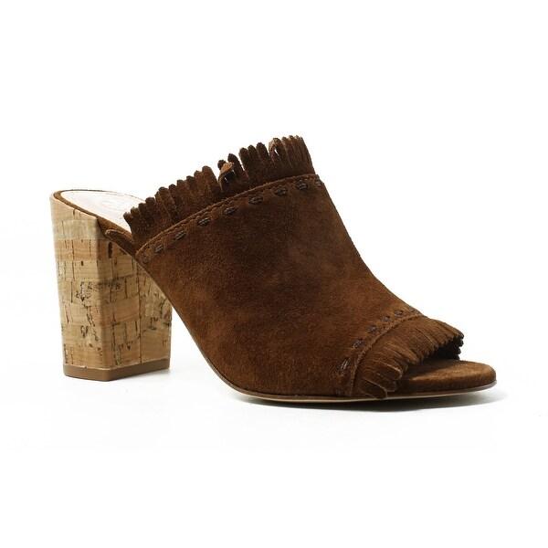 8e7eaed65 Shop Tory Burch Womens Brown Heels Size 5.5 - Free Shipping Today ...
