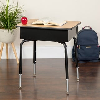 Link to Student Desk with Open Front Metal Book Box - School Furniture - Open Storage Similar Items in Office & Conference Room Chairs